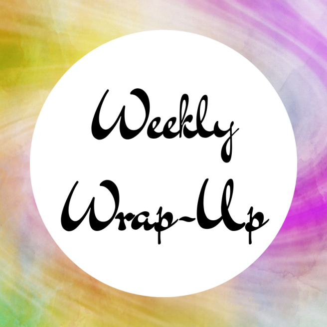 weekly wrap up new