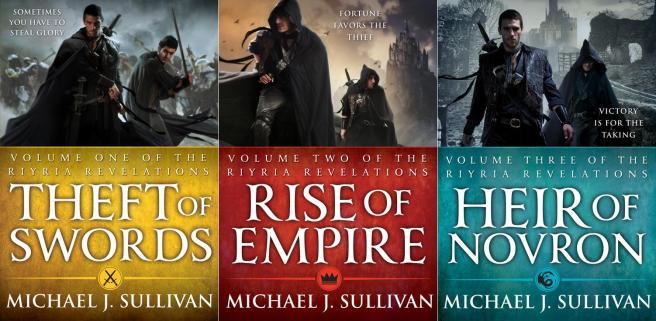 Riyria Trilogy